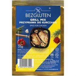 Condiment fara gluten pentru carne de pui