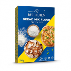 Faina fara gluten pentru paine si blat de pizza-Bread Mix