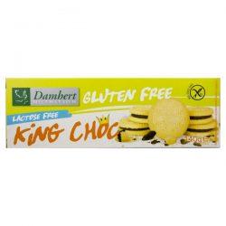 Biscuiti fara gluten cu crema de cacao - KING CHOC