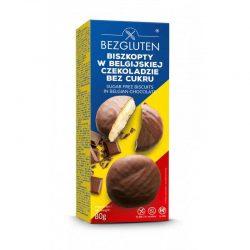 Biscuiti fara gluten cu ciocolata belgiana, fara zahar