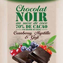 Ciocolata neagra fara gluten, Bio