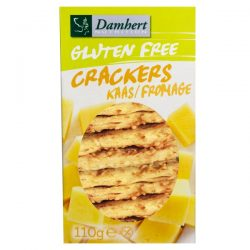 Crackers fara gluten cu branza
