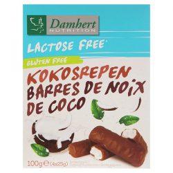 Batoane de cocos cu ciocolata fara gluten