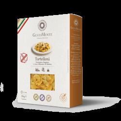 Paste proaspete Tortelloni cu branza Parmigiano Reggiano si otet balsamic, fara gluten - GUSTAMENTE