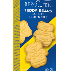 Biscuiti fara gluten-Tedy Bear