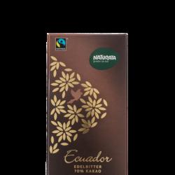 Ciocolata neagra cu 70% cacao din Ecuador