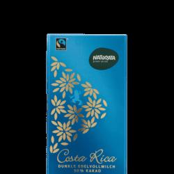 Ciocolata neagra fina cu lapte, din 50 % cacao din Costa Rica