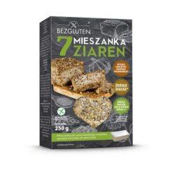Mix fara gluten pentru paine din 7 seminte