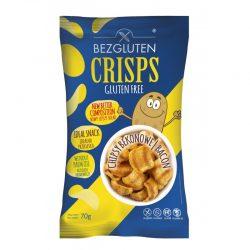 Chips fara gluten cu bacon