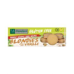 Biscuiti fara gluten, fara lactoza, fara zahar – Blondies