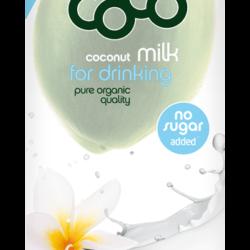Lapte de nuca de cocos, BIO