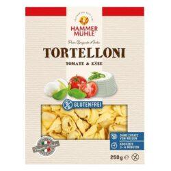 Paste fara gluten Tortelini cu tomate si branza